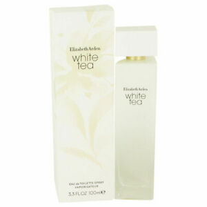 White Tea by Elizabeth Arden 3.3 oz EDT Spray Perfume for Women New in Box