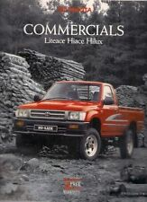 Toyota Van and Pickup Manuals and Literature