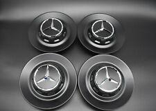 Original Mercedes AMG Kreuzspeichen Nabendeckel NEU A0004002200 W205 W213 W190