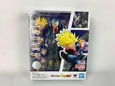 Dragon Ball Z Super Saiyan Trunks S.H. Figuarts PVC Action Figure Toy New