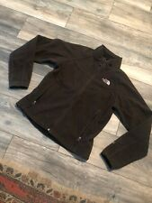 The North Face WindWall Brown Women's Jacket Size Medium Very Nice