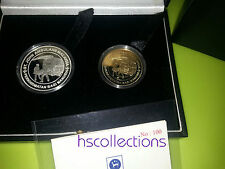 Malaysia  St John Ambulance Proof coin Set 2    2008  No.100