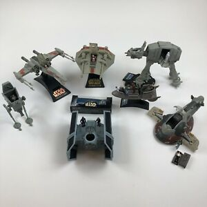 Star Wars Action Fleet Micro Machines Galoob 1995 1996 Figurines Large Lot