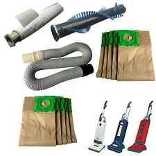 Hose, Brush Bar, Filter Kit & 10 Dust Bags For Sebo Vacuum Cleaner X1 X4 X5