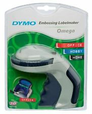 Dymo Omega Embossing Home Label Maker With Intuitive Turn-And-Click System