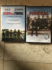 Death at a Funeral British & Chris Rocks Version 2 Dvd Set Hilarious