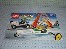 4176 LEGO ® pare-vent windsreen 2x6x2 la Noir 1 pièces article neuf