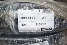 Kopex FLT0530 25mm 30 Metre Coil Liquid Tight Flexible Conduit