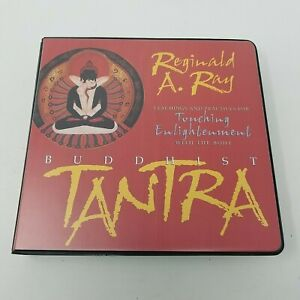Reginald A. Ray Buddist Tantra Touching Enlightenment Audio Cassette Tapes Books