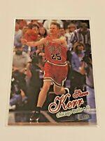 1997-98 Fleer Ultra Basketball Base Card #14 - Steve Kerr - Chicago Bulls