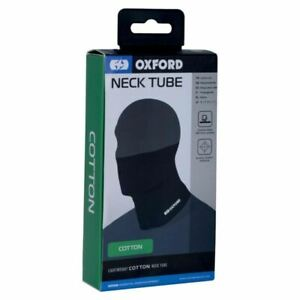 OXFORD LIGHTWEIGHT COTTON NECK TUBE MOTORCYCLE COLD PUBLIC FACE PROTECTOR