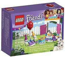 41113 PARTY GIFT SHOP lego friends set NEW legos freinds pets