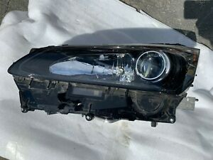 2015 2016 2017 Lexus NX200t NX300h Front Left Driver Headlight LED OEM Complete