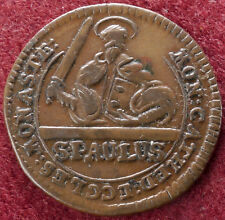 Munster Cathedral Chapter 3 Pfennig 1753 (D1101)