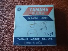 YAMAHA NOS  AT2,CT2,CT3 AT3 PISTON RING SET STD 316-11610-00,