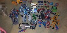 HUGE Transformers Lot vintage g1 rid movie optimus prime unicron bumblebee