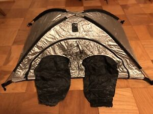 Harrison Standard Film Changing Tent Used