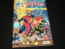 THE STRANGERS °  <>ULTRAVERSE COMICS # 4- ° SEPTEMBER 1993° VF // NM
