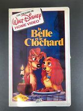 """VHS """"La belle et le clochard"""" (GW)"""