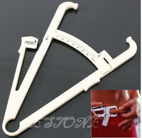 New Personal Body Fat Caliper Tester Fitness Keep Health