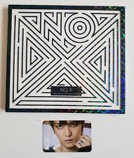 Kim Jae Joong 2nd Album No.X Korea Press CD + Photocard Jaejoong JYJ Kpop
