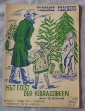 Vlaamse Filmkens N°283 Het Feest der verrassingen Averbode