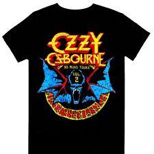 More details for ozzy osbourne - no more tours vol 2 2019 tour ltd edition bat t-shirt