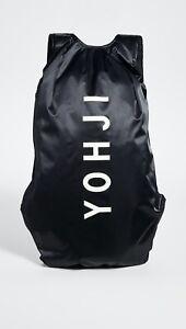 New Y-3 Yohji Yamamoto Large Backpack