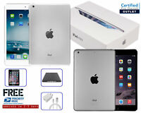 APPLE IPAD MINI 2(RETINA) - SPACE GRAY/SILVER - WIFI ONLY OR +4G UNLOCKED