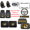 NCAA Missouri Tigers  Choose Your Gear Auto Accessories Official Licensed