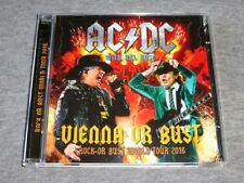 AC/DC with Axl Rose - Vienna Or Bust - 2 CD / angus axl guns n roses acdc