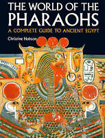 EXPLORING THE WORLD OF THE PHARAOHS., Hobson, Christine., Used; Very Good Book