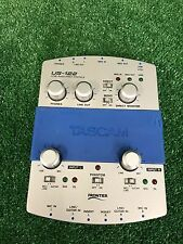 Tascam US-122 USB Audio Mixer MIDI Digital Recording Interface