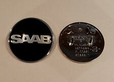 SAAB 9-3 9000 900 SPECIAL EDITION Cofano Badge 50mm NUOVISSIMI Part # 4522884
