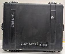 Black Pelican 1610 Protector Case with Foam