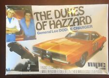MPC round 2 the Dukes of Hazzard General Lee 1/25 Model sealed complete unbuilt