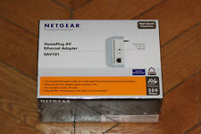 Netgear XAV101 Adaptateur CPL Ethernet Powerline AV 200 Mbit/s Paypal Accepted