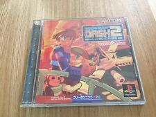 Rockman Dash 2 (Megaman Legends) PS1 Playstation J-NTSC Japanese