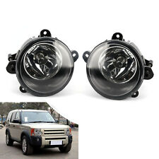2x Front Fog Lights Lamps For Land Rover Discovery 2 3 RANGE ROVER Sport L322