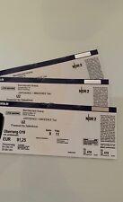 U2 Konzert Tickets am 04.10.2018 in Hamburg, Barclaycard Arena (3x Beste Sicht)