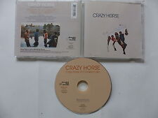 CD Album CRAZY HORSE Crazy horse at Crooked lake WOU 1710