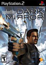 Syphon Filter: Dark Mirror PS2 New Playstation 2