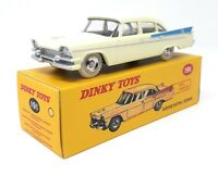 Dinky Toys by Atlas 1/43 Dodge Royal Sedan creme blue Model Car Metal # 191