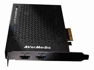 AVer AVerMedia Live Gamer 4K GC573 Video capture adapter PCIe 2.0 61GC5730A0AS