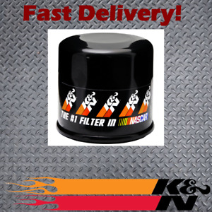 K&N PS-1008 Oil Filter suits Mazda 2 DJ P5 (DOHC 16 Valve)