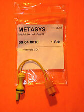METASYS 50040018 TAUCHSONDE CD COMPACT DYNAMIC DEPOT INSOLVENZ 19% Mwst.