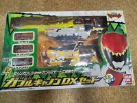 Gaburi changer POWER RANGERS DINO addebito kyoryuger DX zhudenchi no.6 Bandai