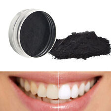 Teeth Whitening Powder Black Charcoal Activated Organic Natural Pure Tooth Paste