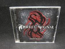 Threat Signal - Under Reprisal - Near Mint - New Case!!!!!