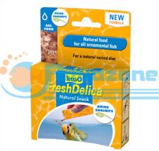 Tetra Fresh Delica 48g GEL Food Brine Shrimps for Aquarium Fish 10 00 €/ 100 G